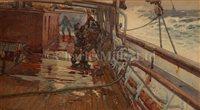 Lot 4 - HENRY SILKSTONE HOPWOOD, R.W.S. (BRITISH,...