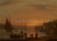 Lot 6 - THOMAS LUNY (BRITISH, 1759-1837)<br/>Teignmouth,...