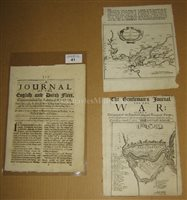 Lot 41 - THE ANGLO-DUTCH FLEET <br/>A Journal Of The...