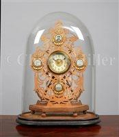 Lot 58 - A 1905 COMMEMORATIVE CENTENARY CLOCK FOR LORD...