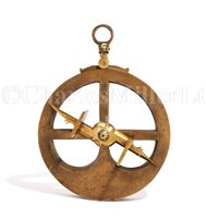Lot 216 - A RARE PORTUGUESE MARINER'S ASTROLABE BY...