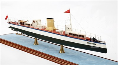 Lot 262 - A FINE AND WELL-PRESENTED 1:48 SCALE STATIC...