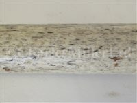 Lot 81-Ø A LARGE 19TH CENTURY SAILOR'S WHALE BONE FID: and another smaller