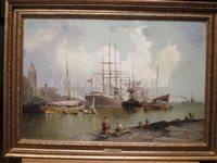 Lot 12-WILLIAM EDWARD WEBB (ENGLISH, 1862-1903) - Liverpool