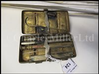 Lot 124 - A QUANTITY OF EPHEMERA RECOVERED FROM THE WRECK OF R.M.S. 'MEDINA', LOST 1917