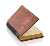 Lot 121 - 'A NARRATIVE LOSS OF THE MARY ROSE AT SPITHEAD ... BOUND IN THE WOOD OF THE WRECK'