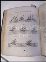 Lot 107 - 'THE YOUNG SEA OFFICER'S SHEET ANCHOR, OR A KEY TO THE LEADING OF RIGGING, AND TO PRACTICAL SEAMANSHIP'