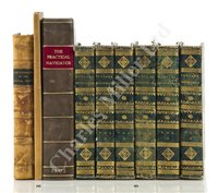 Lot 101 - DUNCAN, ARCHIBALD, THE MARINER'S CHRONICLES; OR AUTHENTIC AND COMPLETE HISTORY OF POPULAR SHIPWRECKS