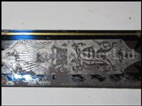 Lot 33-A VICTORIAN NAVAL OFFICER'S DIRK BY GIEVE & SON, PORTSMOUTH