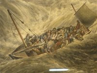 Lot 100-W ** M ** - Wreck on the Goodwin Sands