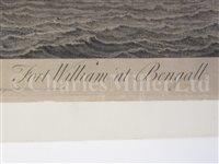 Lot 14-FOLLOWER OF WILLIAM VAN DE VELDE (DUTCH, 17TH CENTURY); study of a warship