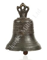 Lot 112 - † THE BELL FROM THE SWEDISH SNOW 'MERCURIUS', 1781