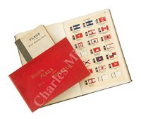 Lot 157 - 'LLOYD'S BOOK OF HOUSE FLAGS & FUNNELS ...'