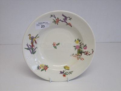 Lot 23-Canadian Pacific Steamship Lines: An 'Empress Pattern' side plate