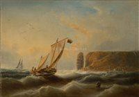 Lot 30-CIRCLE OF HERMANN MEVIUS (GERMAN, 1820-1864)<br/>A...