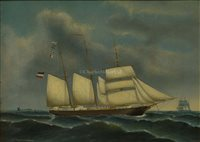 Lot 32-PETER CHRISTIAN HOLM (1823-1888)<br/>The...