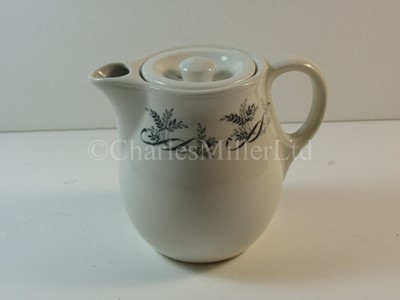 Lot 14 - A British & Commonwealth Line hot water small jug