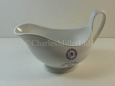 Lot 27-A Caledonian Steam Packet Company / Irish Services Ltd sauce boat