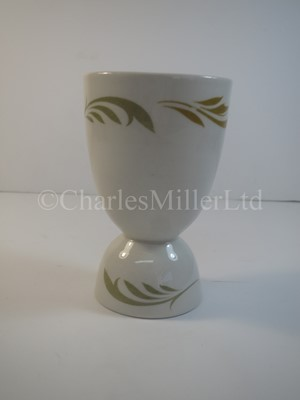Lot 19 - A Chandris America Lines large egg cup
