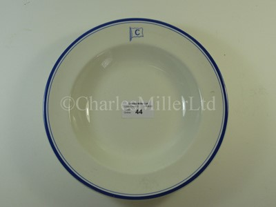Lot 44-A Crawford Shipping Company bowl