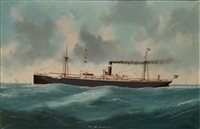 Lot 42-Marie-Edouard ADAM (FRENCH, 1847-1929)<br/>The...