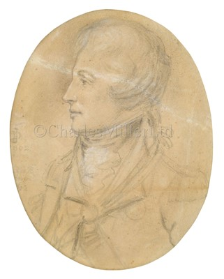 Lot 125-JOHN DOWNMAN, A.R.A. (BRITISH, 1750-1824)