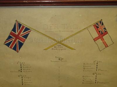Lot 198 - DER TAG: THE SURRENDER OF THE GERMAN HIGH SEAS FLEET, 21ST NOVEMBER 1918