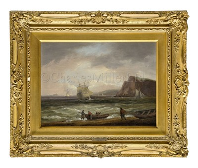 Lot 17-THOMAS LUNY (BRITISH, 1759–1837): East of Teignmouth