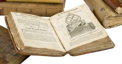 Lot 28 - JOHN SELLER: 'PRACTICAL NAVIGATION', CIRCA 1683