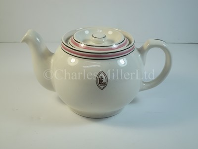 Lot 43 - An Ellerman Line small tea pot