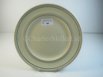 Lot 40 - An Elder Dempster Lines plate