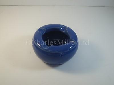 Lot 12 - A Blue Star Line ash tray