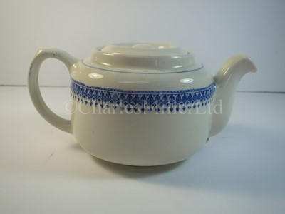 Lot 8 - A Blue Funnel Line small teapot