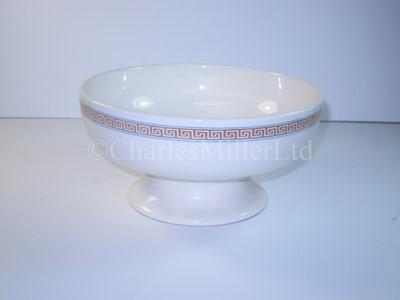 Lot 13 - A British & Commonwealth Line Fruit Bowl