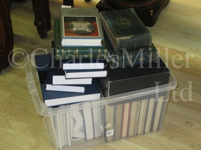 Lot 1 - A QUANTITY OF MARITIME REFERENCE WORKS