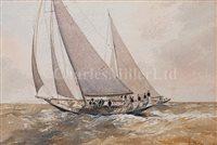 Lot 35 - δ Arthur Briscoe (British, 1873-1943)<br/>The...