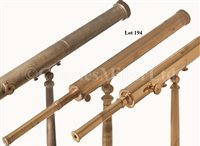 Lot 194 - A 2IN. REFRACTING TABLE TABLE TELESCOPE BY...