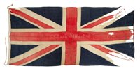 Lot 89 - A UNION FLAG LANDED WITH THE 3RD CANADIAN...