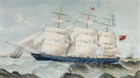 Lot 11 - ATTRIBUTED TO REUBEN CHAPPELL (BRITISH,...