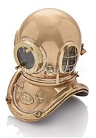 Lot 145-A 6-BOLT ADMIRALTY PATTERN DIVING HELMET BY...