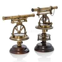 Lot 217 - AN EARLY 19TH-CENTURY THEODOLITE BY W.S....