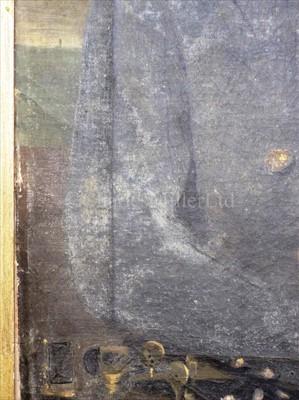 Lot 15 - ENGLISH PROVINCIAL SCHOOL, CIRCA 1840