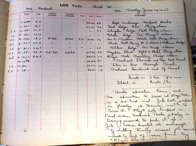 Lot 41 - Admiralty Office: 'An alphabetical list of the...
