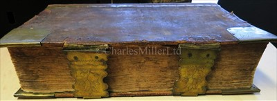 Lot 43 - Anon: Master book of an instructor in a school...