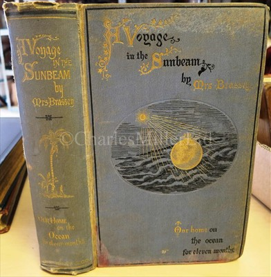 Lot 46 - Brassey, Annie: 'A Voyage in the Sunbeam, our...