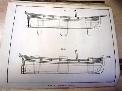 Lot 48 - Charnock, John: 'An History of Marine...