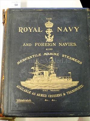 Lot 50 - Clarke, J.S: 'The Progress of Maritime...