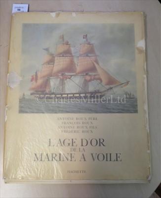 Lot 56 - Roux, Antoine and others: 'L'Age D'Or de la...