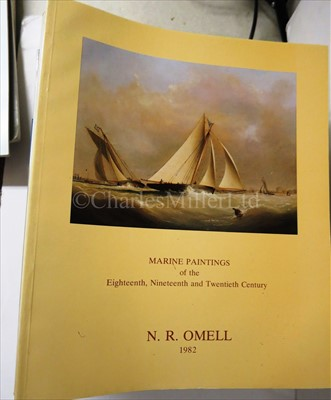 Lot 74 - A QUANTITY OF N.R. OMELL GALLERY MARINE...