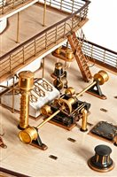 Lot 379 - A 1:64 SCALE BUILDER'S MODEL FOR THE FAMED...